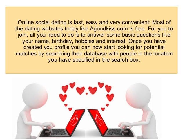 should i sign up for online dating