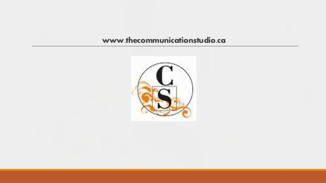 www.thecommunicationstudio.ca