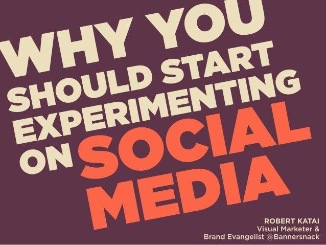 ROBERT KATAI Visual Marketer & Brand Evangelist @B nnnnnnn ack