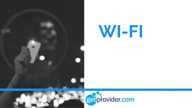what is the best wifi internet provider