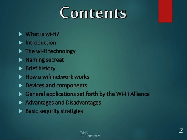 Wi Fi Ppt Project By Mubeen Momin