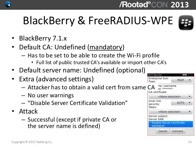 Raúl Siles - Wi-Fi: Why iOS (Android and others) Fail inexplicably? […