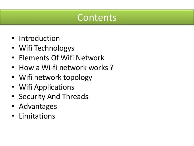 wi fi technology Wireless news read all about wifi research from leading research institutes around the world.