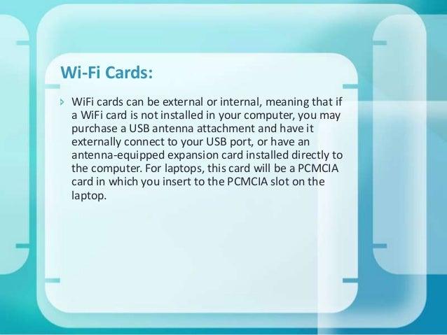 WiFi part II