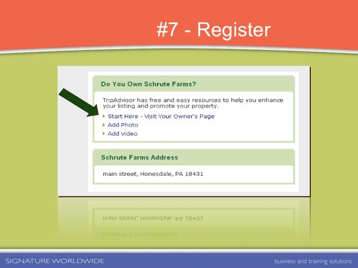 #7 - Register