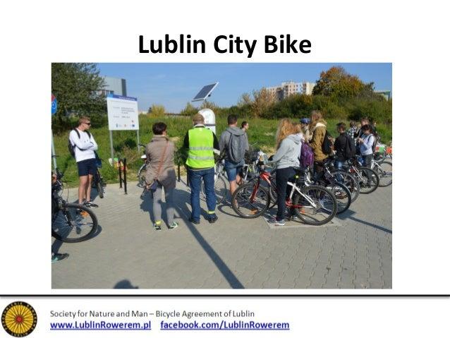 Lublin City Bike