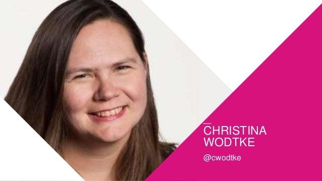 01 WORLD IA DAY 2016 01 WORLD IA DAY 2016 CHRISTINA WODTKE @cwodtke
