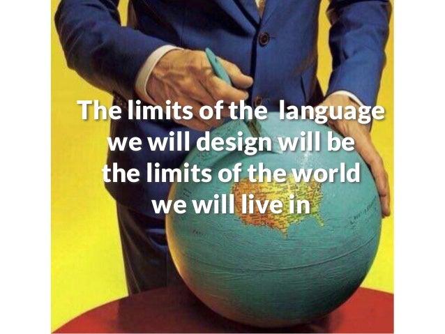 How can we design with language? Helena Almeida