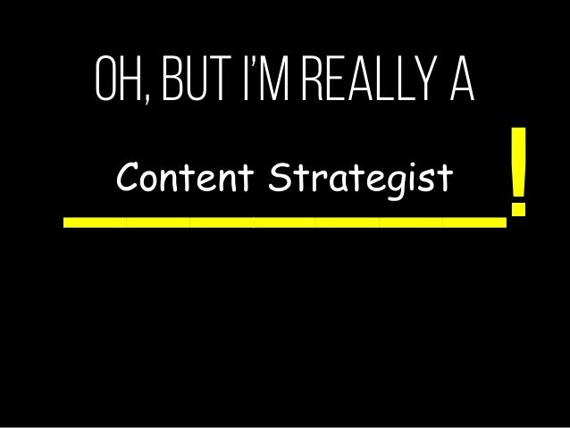 creative Designer Content Strategist Information Architect Researcher Developer