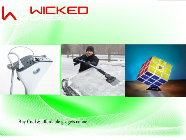 Buy Cool & affordable gadgets online !