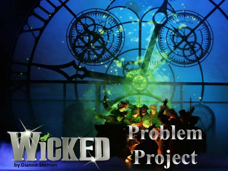 Problem<br />Project<br />by Dianne Stemen<br />