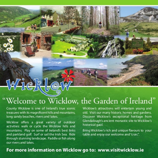 Wicklow festival & events booklet 2013 - SlideShare
