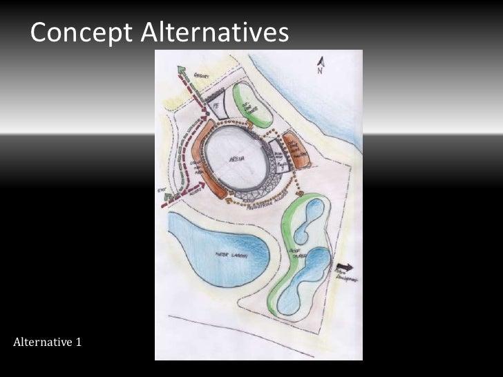 Concept AlternativesAlternative 1
