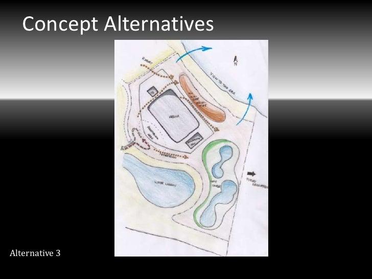 Concept AlternativesAlternative 3