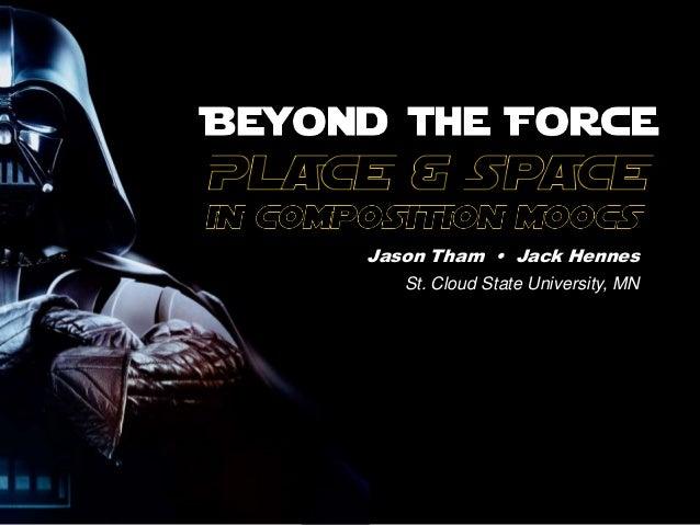 Jason Tham • Jack Hennes St. Cloud State University, MN