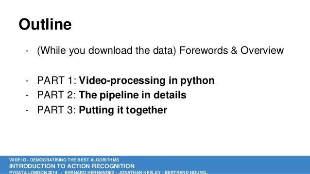 Wide IO Presentation PyData London Slide 2