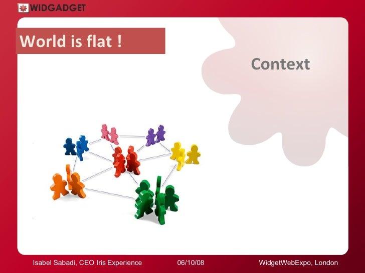 Widgetweb Expo.London08. Widget Vs Banner, Social Way Of Promotion. Slide 3
