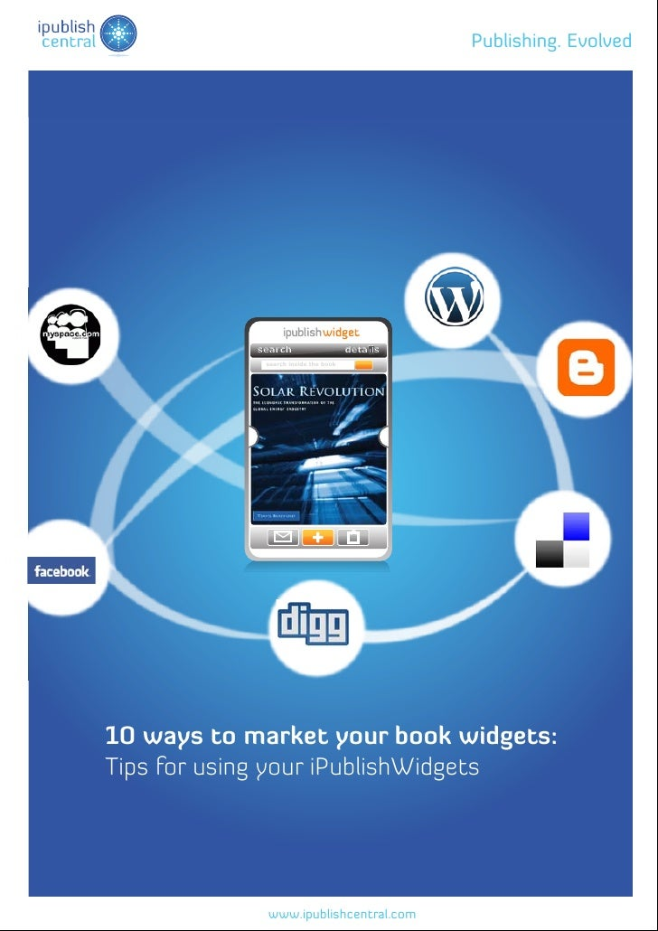 ipublish central                                                   Publishing. Evolved                       search       ...