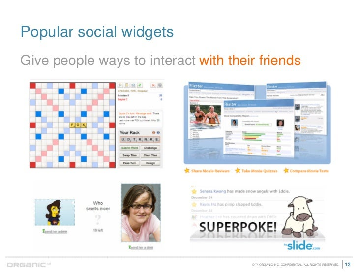 Widgets 101 - The Web Beyond The Page