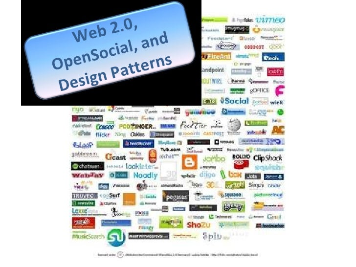 ` Web 2.0, OpenSocial, and Design Patterns