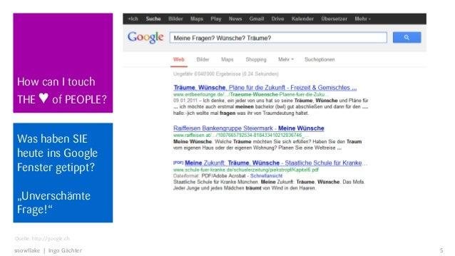 """How can I touchTHE ♥ of PEOPLE?Was haben SIEheute ins GoogleFenster getippt?""""UnverschämteFrage!""""Quelle: http://google.chsn..."""