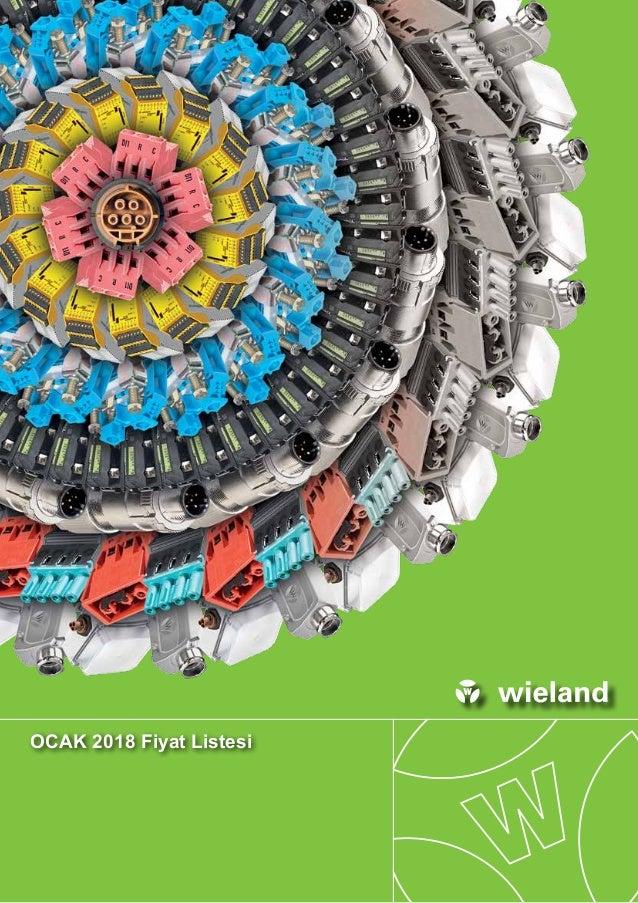 OCAK 2018 Fiyat Listesi