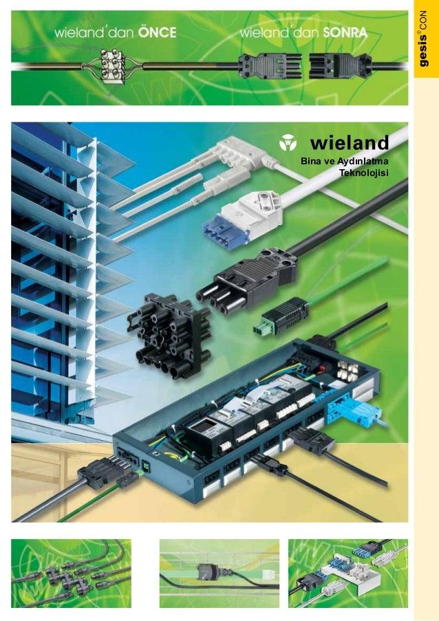 www.wieland-electric.com 30 Ocak2018FiyatListesi GST 18i3 Serisi 3 Kutuplu Konnektörler 250 V / 16 A Sipariş No Açıklama K...
