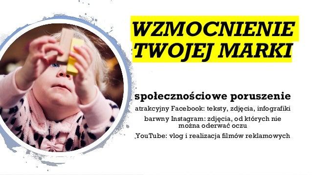 społecznościowe poruszenie atrakcyjny Facebook: teksty, zdjęcia, infografiki barwny Instagram: zdjęcia, od których nie moż...