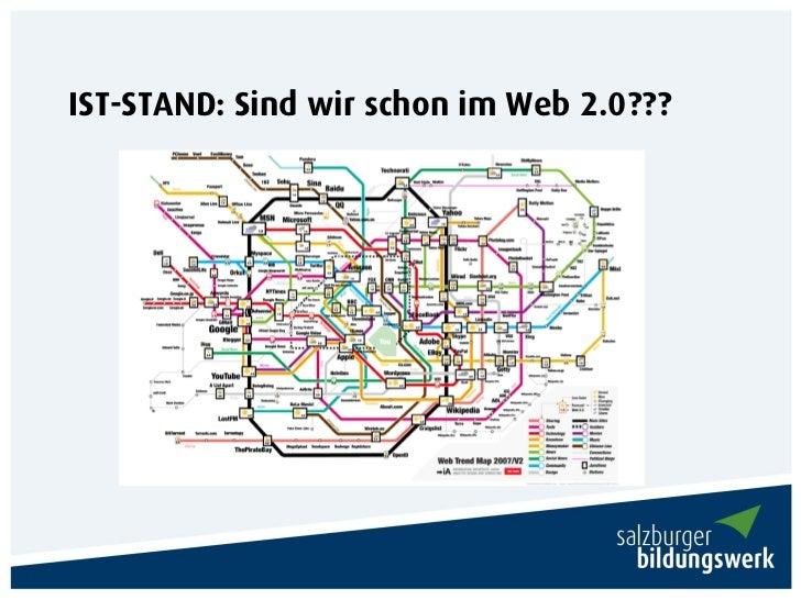 IST-STAND: Sind wir schon im Web 2.0???