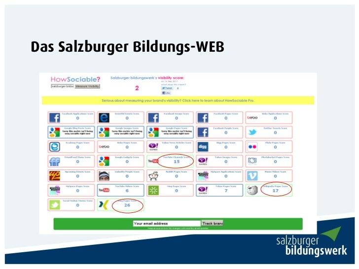 Das Salzburger Bildungs-WEB