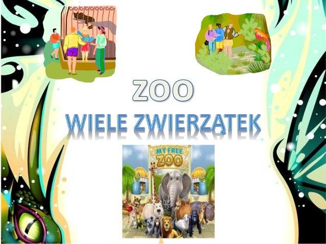 Prezentacja Kamila Zoo
