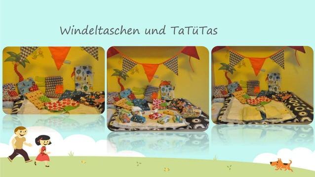 Windeltaschen und TaTüTas