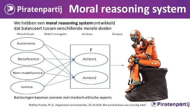 ⚫ Zou er een symbiose kunnen ontstaan tussen AI en e-democracy? Matthijs Pontier, Ph.D., Hogeschoolvan Amsterdam, 29-10-20...