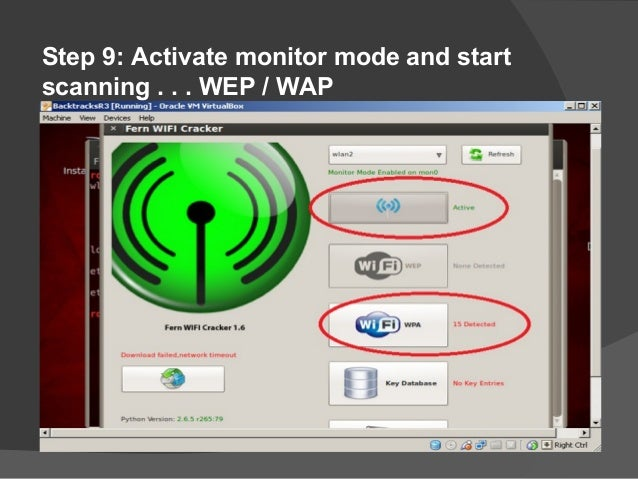 Wifi Cracking - Step by Step Using Backtracks Tool