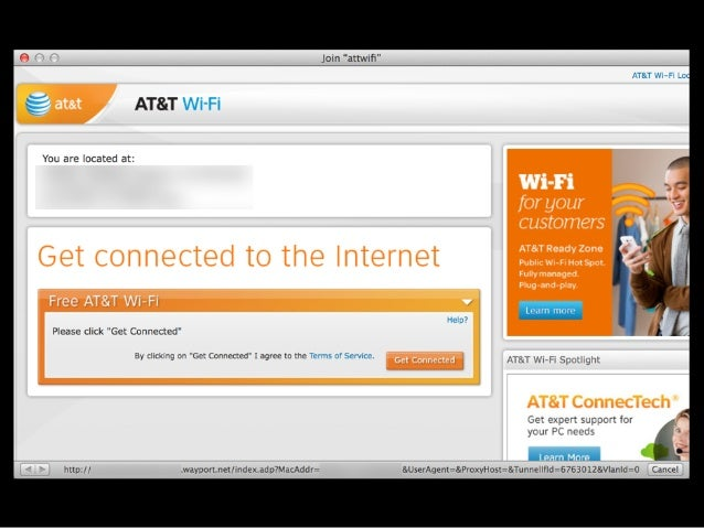 Wi-Fi Hotspot Attacks