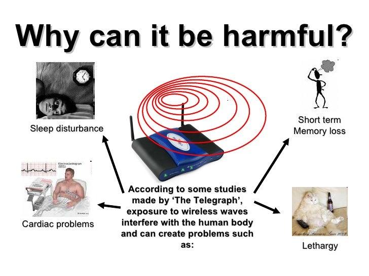 cell phone signal health risks
