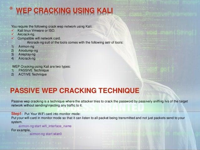 hack wifi password using kali linux vmware Free Downloads ▷▷
