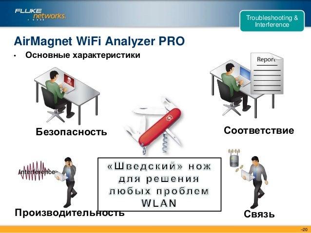 Airmagnet Wifi Analyzer : Почему не работает wi fi Ошибки при проектировании сети