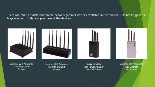 Wifi Jammers To Help You Secure Your Personal Records