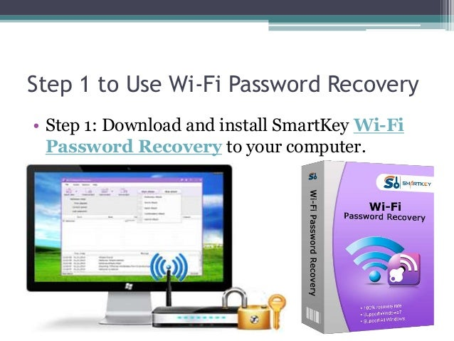 Wifi Password Recovery - Recover Lost or Forgotten Wi-Fi