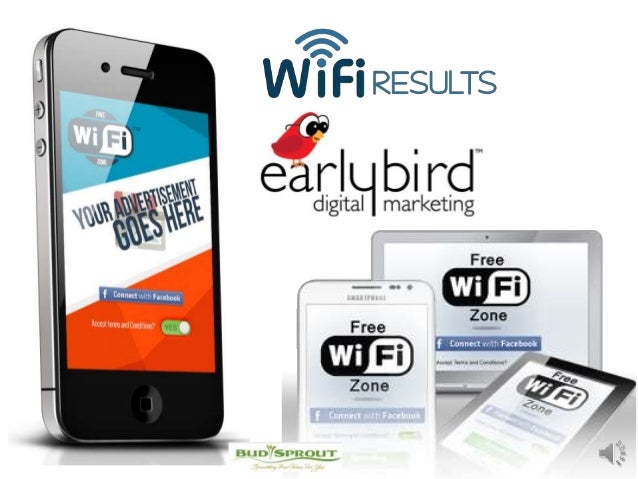 WiFi Results -- Social HotSpots Allow You To Engage With