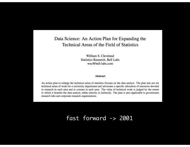fast forward -> 2001