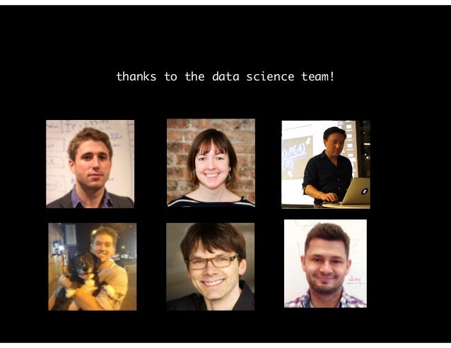 data science @NYT ; inaugural Data Science Initiative Lecture