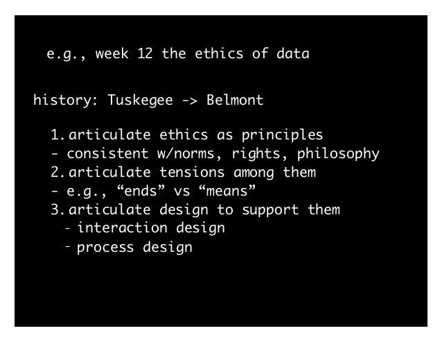 """e.g., week 12 ethics lab: - database of ruin - k-anonymity - terms of service kdnuggets.com (2014): """"Big Data Comic Explai..."""