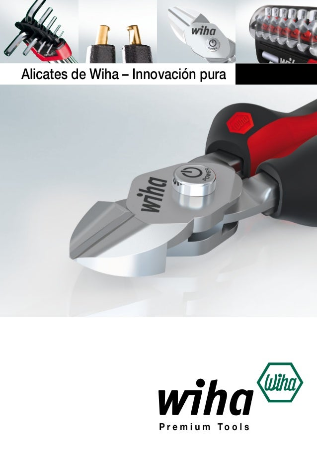 Alicates universales Inomic/® electric