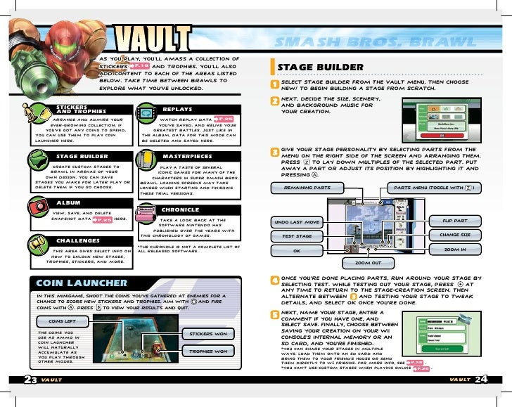 punch out wii instruction manual