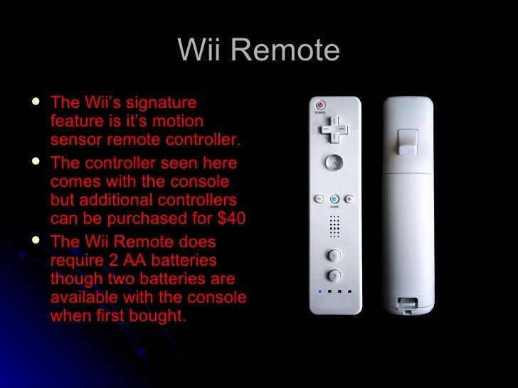 the wii nintendo's video game revolution This nintendo console timeline covers each of these nintendo game consoles chronologically from the first nes game console up to the nintendo wii this nintendo console timeline traces the history of nintendo's video game originally code-named the 'revolution' by nintendo, the wii.