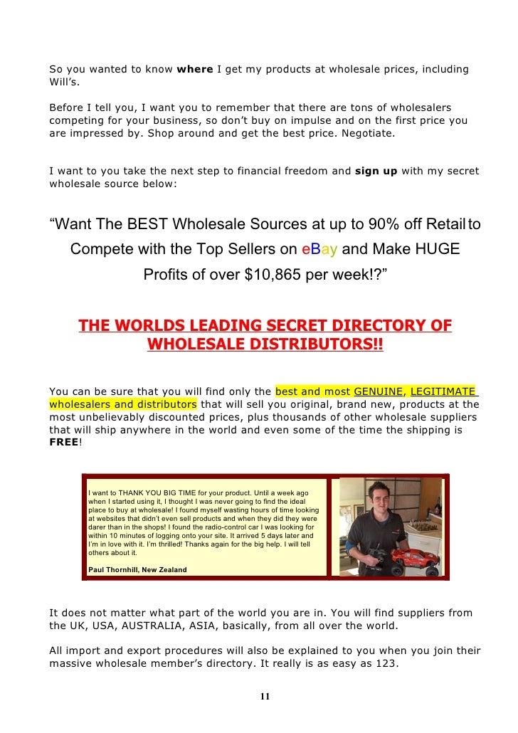 My Secret Nintendo Wii Wholesale Sources Revealed