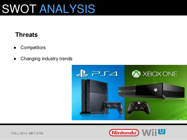 marketing analysis for nintendo wii This study focuses on a platform ecosystem—the nintendo wii—that explores a new market in the japanese video game industry we analyze.