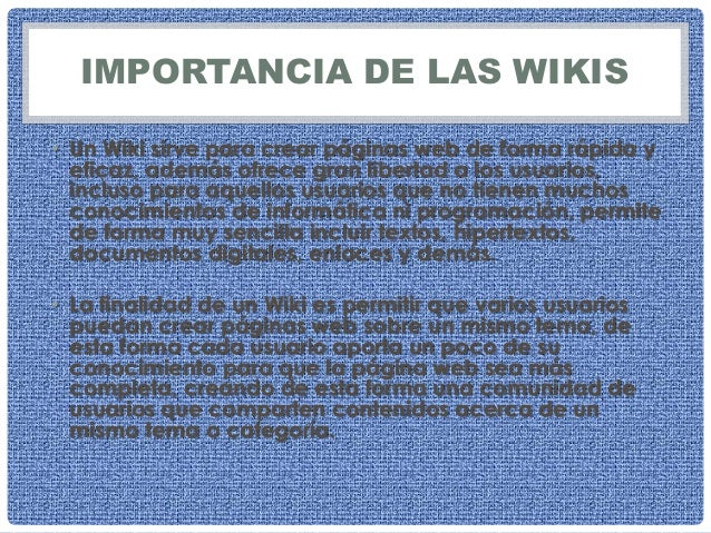 Wiki Slide 2